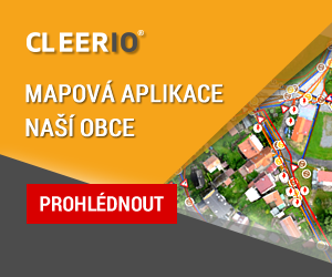 Úvodní stránka - Odkaz na mapy Clerio